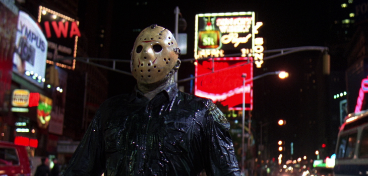 Friday the 13th Part VIII: Jason Takes Manhattan Blu-ray screen shot
