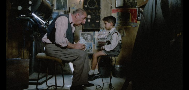 Cinema Paradiso 4K UHD screen shot