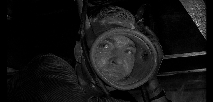 The Snorkel Blu-ray screen shot