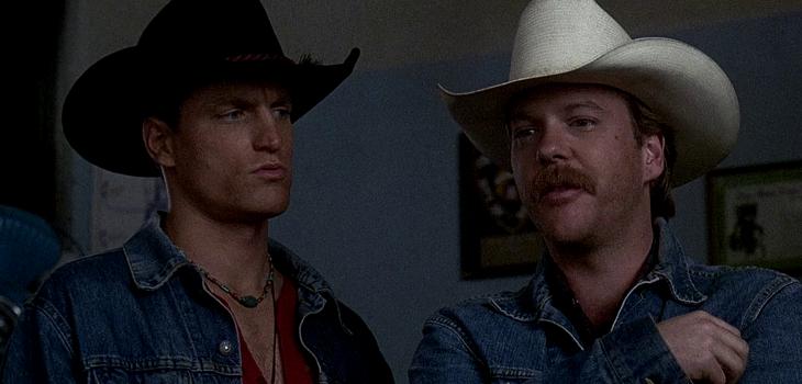 The Cowboy Way Blu-ray screen shot