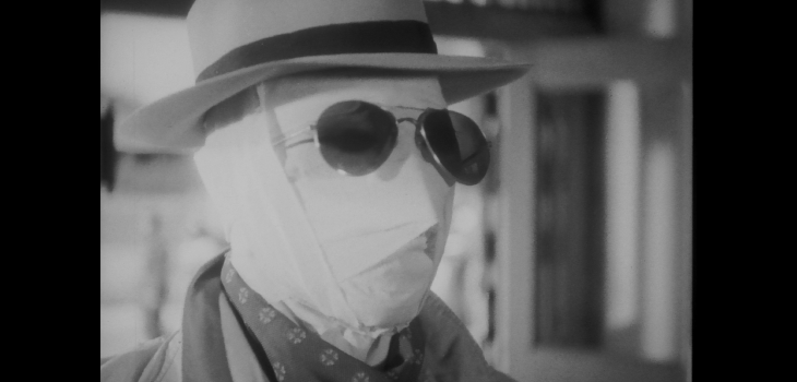 The Invisible Man Appears Blu-ray screen shot