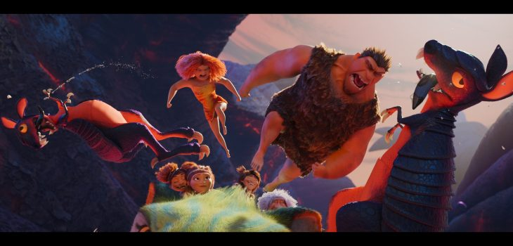 The Croods: A New Age 4K UHD screen shot