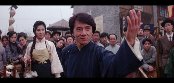Drunken Master II Blu-ray screen shot