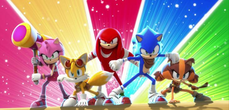 Sonic Boom Blu-ray screen shot