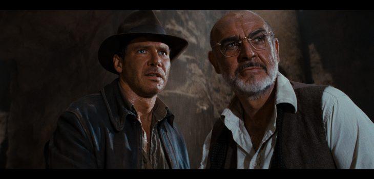 Indiana Jones and the Last Crusade 4K UHD screen shot