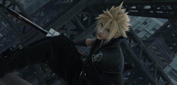 Final Fantasy VII: Advent Children 4K UHD screen shot