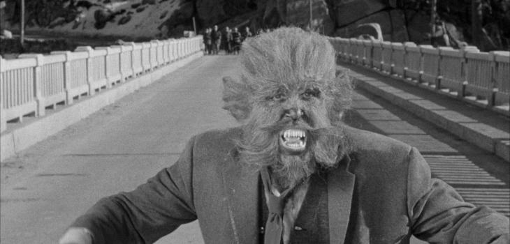The Werewolf Blu-ray screen shot