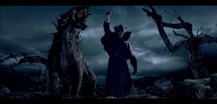 Brotherhood of the Wolf Blu-ray screen shot