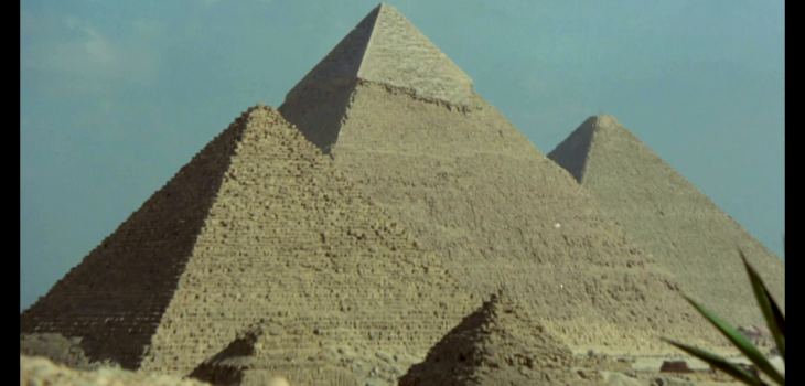 Chariots of the Gods Blu-ray screen shot