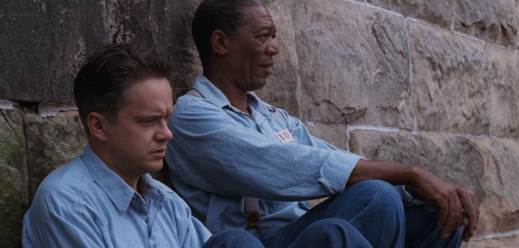 Shawshank Redemption 4K UHD screen shot