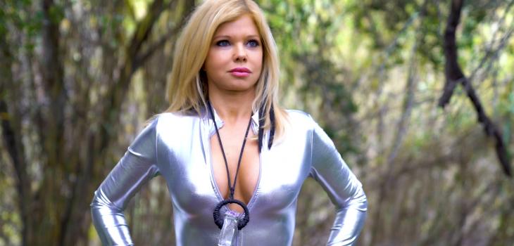 Escape from Area 51 Blu-ray screen shot