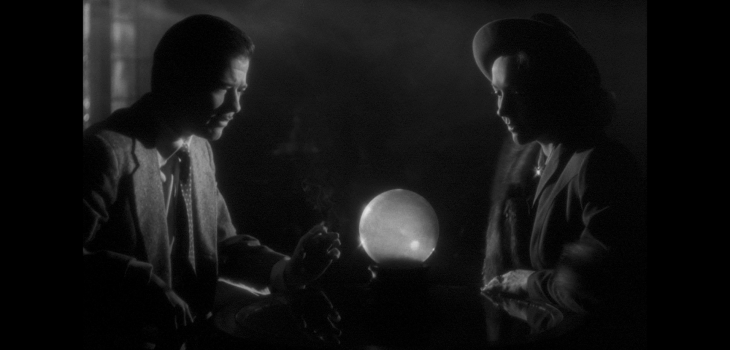 The Amazing Mr. X Blu-ray screen shot